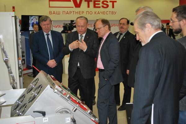 Основное направление деятельности «Совтест АТЕ» - это производство тестового и контрольно-измерительного оборудования для предприятий радиоэлектронной промышленности