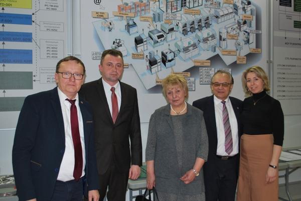 Также на церемонии открытия I очереди завода «Датчики и системы» присутствовала немецкая делегация из федеральной земли Бранденбург (Германия), которая является партнером «Центра экономического сотрудничества и развития»