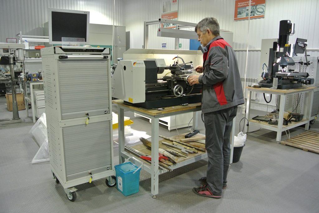 токарные и фрезеровочные работы курск завод совтест