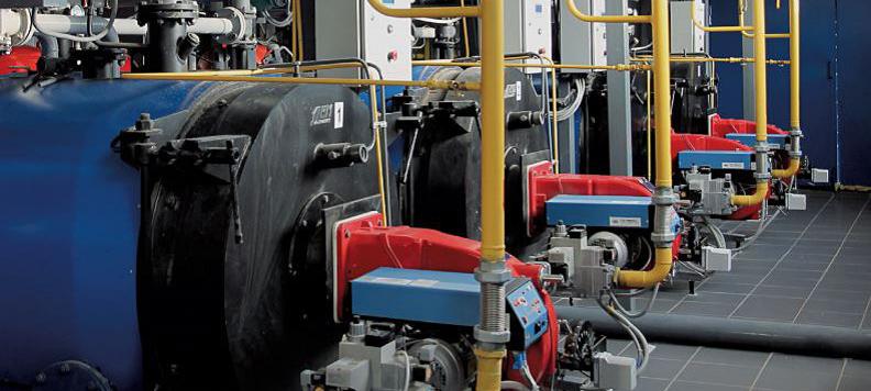 Внедрение данной системы на заводе «Датчики и системы» позволило устранить человеческий фактор и повысить надежность эксплуатации котельных